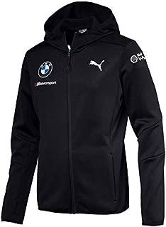 BMW Motorsports Dark Anthracite Gray Men's Midlayer Jacket