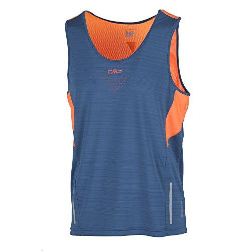 C.P.M. 3 C93577, T-Shirt pour Homme, Homme, 3C93577, Denim