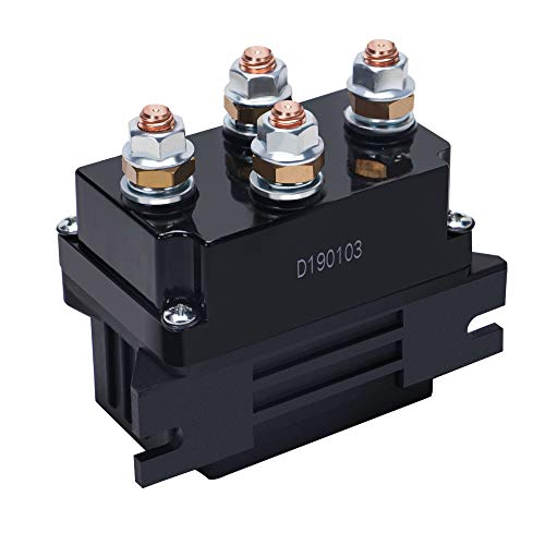 ORCISH Winch Solenoid Relay 12V 500A for 8000-15000lb ATV UTV Truck Winch Replacement.