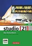 Studio 21 B1 Libro de curso (Incluye CD): Deutschbuch B1 mit DVD-Rom