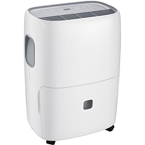 Great Price! North Storm Portable Dehumidifier - 3 Speeds - Automatic Shut-Off - Continuous Mode Dra...