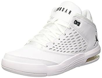 Nike Air Jordan Flight Origin 4 Mens Basketball Trainers 921196 Sneakers Shoes  UK 8 US 9 EU 42.5 White Black 100