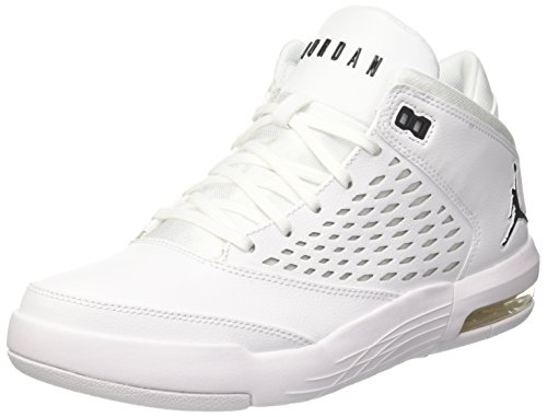 Jordan Herren Flight Origin 4 Fitnessschuhe, Weiß (White/Black 100), 40.5 EU