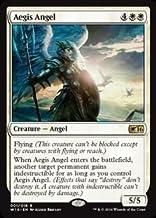 Magic The Gathering - Aegis Angel (1/16) - Welcome Deck 2016