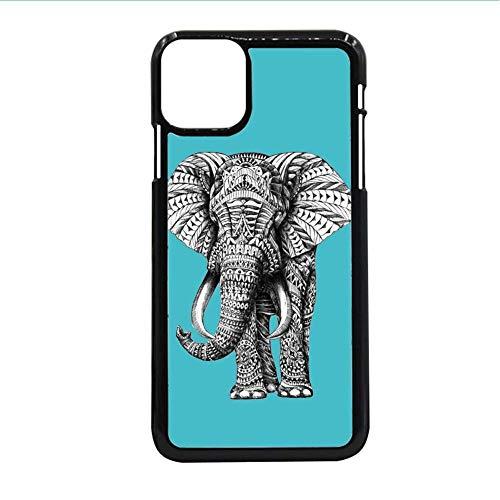 Gogh Yeah Abstracto Tener con Colorful Elephant Drawing 2 Compatible con Samsung Note20 Cáscara Dura Rígida del Teléfono De Plástico para Mujeres Choose Design 64-5