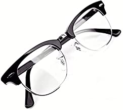 نظارة طبية للرجال- شفاف