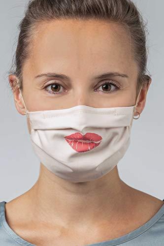 Mey Sale Serie Masken Damen Mund- und Nasenmasken Beige S