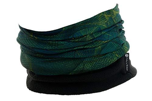 Hilltop Polar Multifunktionstuch Fleece. Cooles Design in aktuellen Trendfarben, Farbe Polar Tuch:Design 355-20
