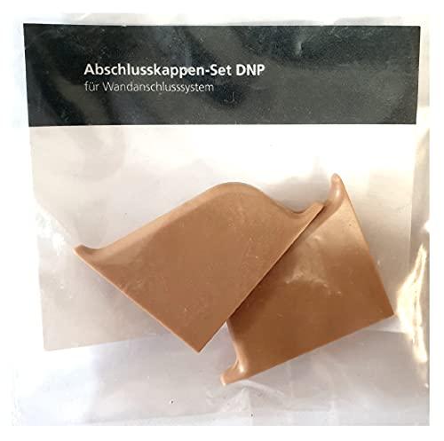 Endkappen System DNP Sand Dunkel (Sand Dunkel) Art.Nr. 2500213