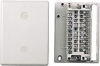 3M fördelare VKK 1 plast 50-510-11000 204172 f. max. 1 st. LSA+1 10DA