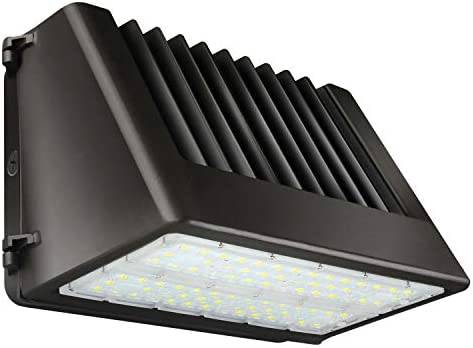 80 Watt LED Wall Pack Light with Full Cut Off 11000LM 5000K Replaces 300 watt Metal halide HPS product image