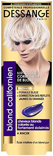 Dessange Soin Patine Correcteur de Blond, 1x 125 ml