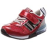 [イフミー] 運動靴 エア底 ボーイズ RED 15 cm 3E