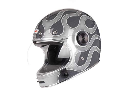 Bell Helmets BH 7069998 Bullitt SE Casco da adulto, Chimico Candy Grey, XL