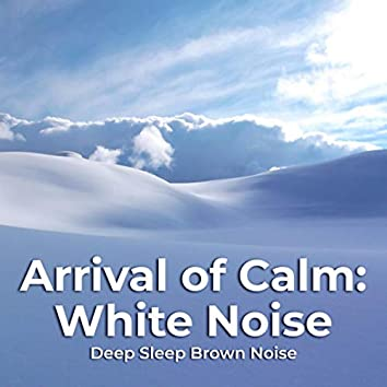 Arrival of Calm: White Noise