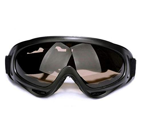 XATAKJJ Invierno Deportes de nieve Esquí Snowboard Moto de nieve Gafas antivaho A prueba de viento Gafas a prueba de polvo Skate Gafas de sol de esquí Gafas