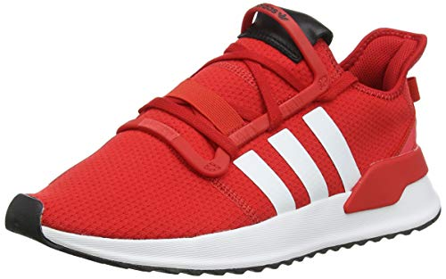 adidas Herren U_Path Run Gymnastikschuhe, Rot (Scarlet/FTWR White/Shock Red Scarlet/FTWR White/Shock Red), 46 EU