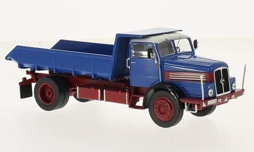 Ist models- Miniature Voiture de Collection, IST302T, Bleu/Rouge