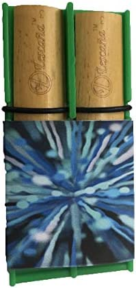 Green Clarinet Warped Rockin' Direct stock discount Reed Reeds Holder Lescana by Max 50% OFF