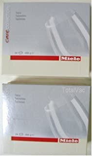 Miele Care Collection Dishwasher Detergent Tabs - Value Pack, 2 PACKS - (144 tablets)