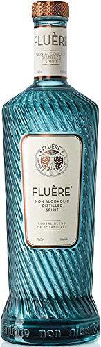 FLUÈRE - Alternativa de Gin Libre de Alcohol, Destilado Floral sin Alcohol, 700 ml
