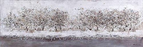 Ölgemälde 40 x 120 cm 9056