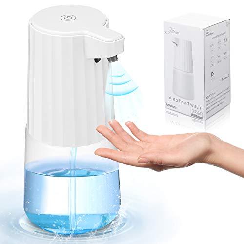 Jeteven Automático dispensador de desinfectante, dispensador de desinfección dispensador, de Spray sin Contacto Usado para Oficina Restaurante baño público hogar, el hogar, la Oficina, el Hotel