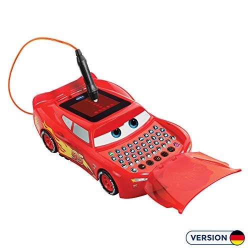 Vtech 80-197004 Disney Cars 3 Lightning McQueen Lernracer, bunt