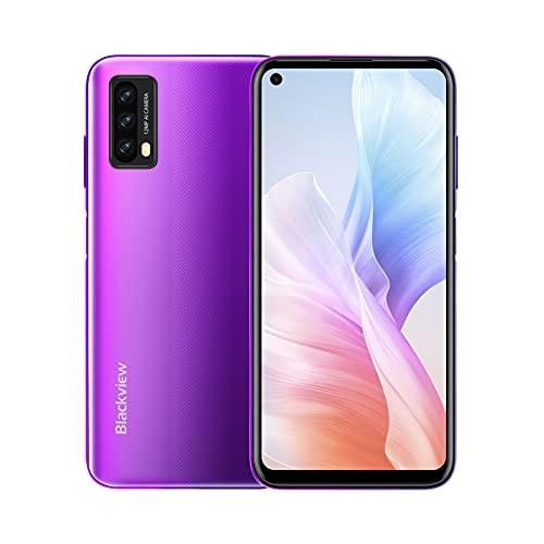Android 11 Smartphone. Blackview A90 Smartphone Economici. MediaTek Octa-Core Processor. 4GB RAM + 64GB ROM. 6.39   incell Display. Offerte Smartphone con Fotocamera da 8MP+12MP