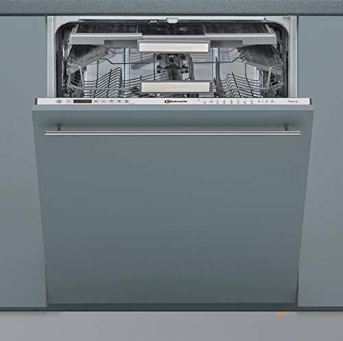 Bauknecht BCIO 3T341 PLET Vollintegrierbarer Geschirrspüler 60 cm /14 Maßgedecke/10 Standardprogramme und 1...