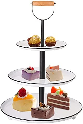 3 tier wooden cake stand _image3