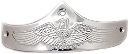 V-Twin Max 44% OFF 50-0915 - Eagle Fender Tip Chrome New product Front