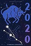 Kalender 2020 - Sternzeichen Stier: Schöner Kalender mit Sternzeichen   Wochenplaner mit 70 Seiten   15,24 cm X 22,86 cm ( 6 X 9 Inches )
