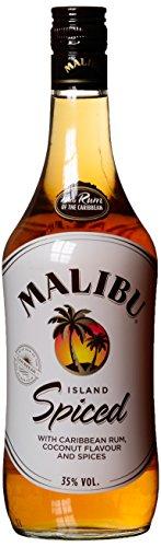 Malibu Island Spiced Likör (1 x 0.7 l)