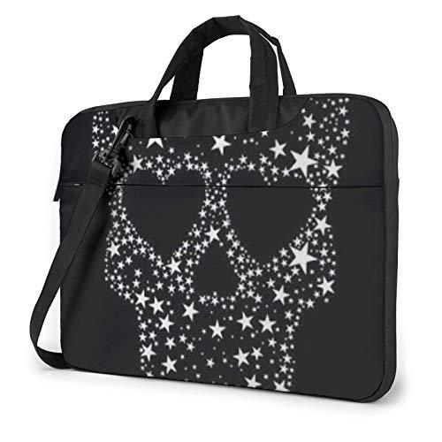 Cool Skull Laptop Bag Messenger Bag Briefcase Satchel Shoulder Crossbody Sling Working Bag