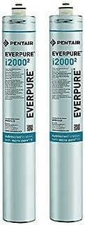 Everpure EV9612-22 i2000^2 Filter Cartridge (Pack of 2)