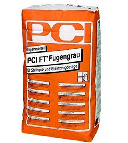 PCI-FUGENGRAU 25 KG SILBERGRAU FÜR WAND- UND BODENFLIESEN