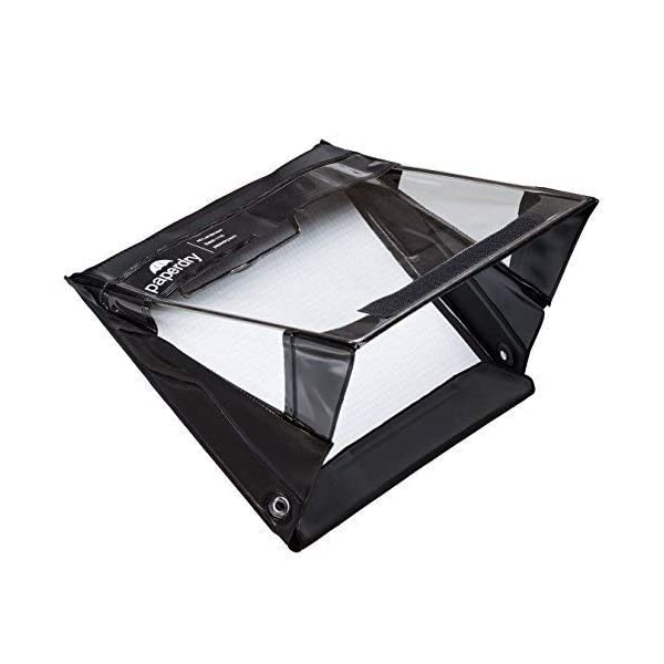 Paperdry A4 Portrait Waterproof Clipboard – Premium PVC Material [18-Month...