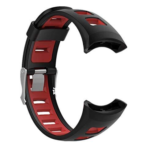 Meiruo Hommes Bracelet pour Suunto Quest/Suunto M-Series/Suunto M1/Suunto M2/Suunto M4/Suunto M5 (Colour 1)