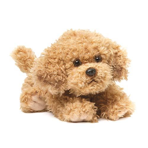 Nat and Jules Laying Large Labradoodle Dog Children#039s Plush Stuffed Animal Toy