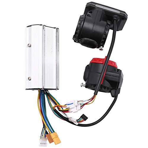 CESUO Controlador Freno Pantalla LCD 24V 250W Controlador de Scooter EléCtrico Motor...