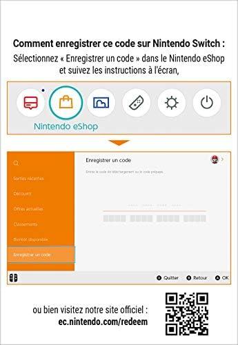 Nintendo Switch Online Abonnement 12 Mois Code De Telechargement Switch Amazon Fr Jeux Video