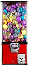 "Big Vending Machine - Toys in Capsules Vending Machine for Kids - 2"" Capsules Vending Machine for Business - Red"