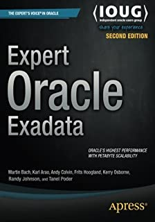 Expert Oracle Exadata by Martin Bach Kristofferson Arao Andy Colvin Frits Hoogland Kerry Osborne Randy Johnson Tanel Pode...