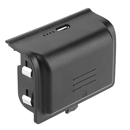 Bewinner 1600mAh Paquete de Baterías Recargables para Consola de Xbox One Batería de Litio con Cable de Carga USB para Gamepad Xbox One Batería Mando Xbox One