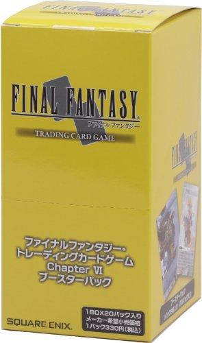 Final Fantasy TCG Booster Pack Chap.VI (20packs)