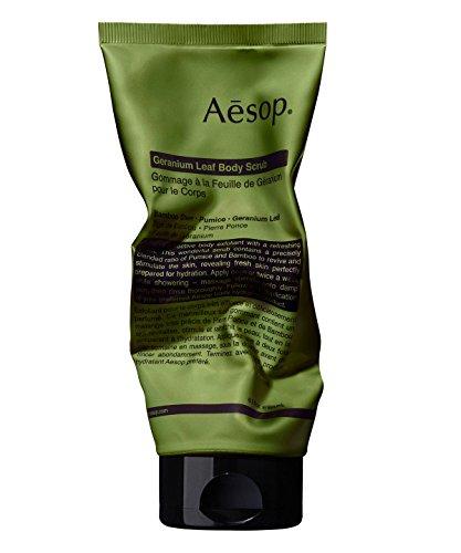 Aesop Gommage Leaf Body Scrub 180ml