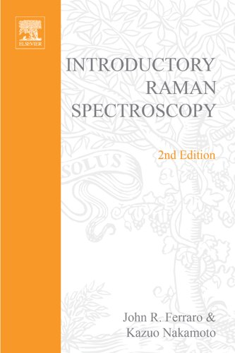 Introductory Raman Spectroscopy (English Edition)