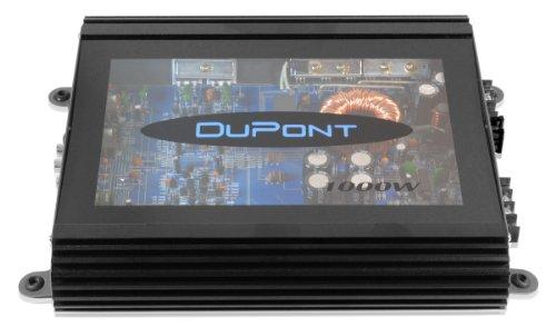 DP Audio Video ZR1000.2 3-Way 600W Car Amplifier
