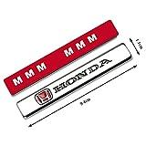 ASWJD Store Estilo de automóvil 3D Emblema de Metal Emblema Decoración decoración para Coches a Accord City Civic Odyssey CRV HRV Accesorios de Jazz (Dimensioni : For Honda)
